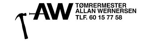 Tømrermester Allan Wernersen