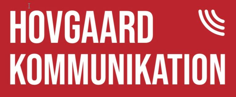 Hovgaard Kommunikation